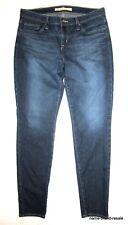 BIG STAR $112 Alex SKINNY Jeans Womens 31 Dark Faded Wash Denim THE BUCKLE Sexy