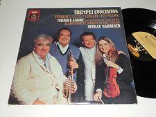 VIVALDI NM Trumpet Concertos Maurice Andre Iona Brown Marriner Stolzel Telemann