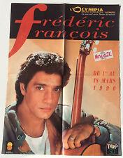 POSTER 58 X 43 CM # LES VAGABONDS / FREDERIC FRANCOIS # TOP 50
