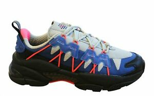 Puma LQD Cell Omega Lab Mens Trainers Textile Lace Up Casual Shoes 370928 02