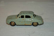Dinky Toys 24 E Renault Dauphine in green all original good condition