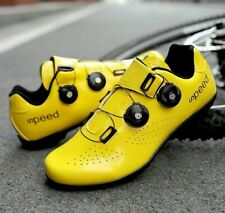 Road cycling shoes Mountain Bike Breathable Bicycle Racing colorful Mens Shoes