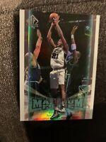 2000 SP Authentic Maximum Force Insert M4 Tim Duncan San Antonio Spurs