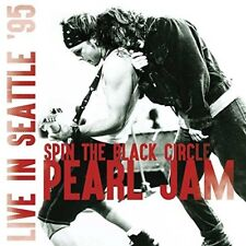 Pearl JAM-SPIN the Black Circle CD NUOVO
