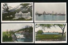 CANADA Collection x13 tinted RP PPCs by Sutton of Vancouver c1920/30s?