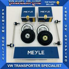 VW T5 T5.1 Upgraded Meyle HD Top Mounts & Droplinks Quality Transporter 03 On