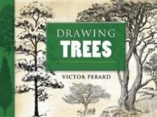 Dover Art Instruction: Drawing Trees by Victor Perard (2007, Paperback)