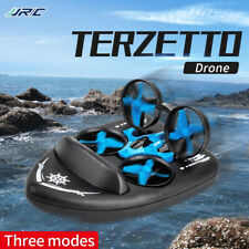 JJRC H36F TERZETTO 3 in 1 Drone Boat Car Water Ground Air 3-mode RC U6S3
