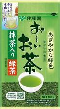 Oi Ocha Mild Green Tea Leaves Japanese green tea 100g from Japan