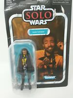 "Star Wars Vintage Figures Choose Lando, Leia(Hoth), Lando (6"") and Leia (6"")"