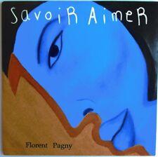"FLORENT PAGNY - CD SINGLE PROMO ""SAVOIR AIMER"""