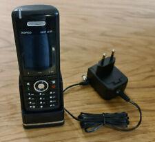 Agfeo DECT 60 IP Systemtelefon schwarz