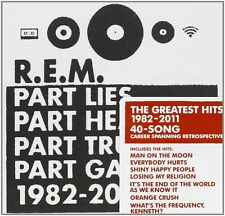 R.E.M. - PART LIES PART HEART PART TRUTH PART GARBAGE82-11 2 CD NEU