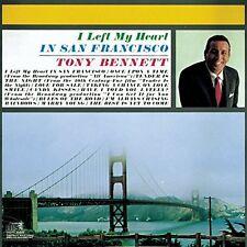 Audio CD - Pop - Tony Bennett I left My Heart in San Francisco - Love For Sale