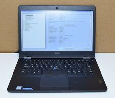 Dell Latitude E7470 2.60GHz Intel Core i7-6600U 16GB DDR4 RAM NO HDD NO BATTERY