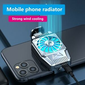 High Quality Mobile Phone USB Game Cooler System Cooling Fan Holder Stand