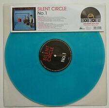 """RSD 2020 Silent Circle No.1 Blue Vinyl Lp 12"""" Record Store Day 1000 Copies Only"""