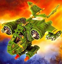 Condor Assault Flyer by Tehnolog from Robogear line Stormtalon Stormhawk