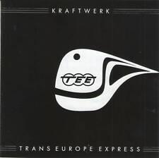 KRAFTWERK - TRANS EUROPE EXPRESS (1977/2009)Electro Krautrock CD Jewel Case+GIFT