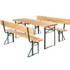Sedie E Panche Da Giardino.Panche Birreria A Set Di Tavoli E Sedie Da Esterno Acquisti Online