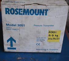 Rosemount Pressure Level Transmitter 3051CD4A02A1BB1H2 0-2070 kPa NIB