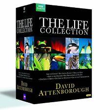 The LIFE COLLECTION - DAVID ATTENBOROUGH 24 DISC DVD BOXSET REGION 4