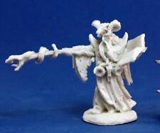 Terezinya, Bonepander Wizard (1) Bones Miniature by Reaper Miniatures RPR 77174