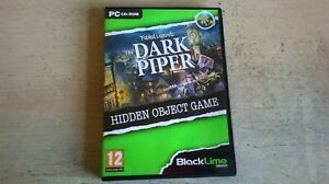FABLED LEGENDS : THE DARK PIPER - HIDDEN OBJECT PC GAME - FAST POST COMPLETE VGC