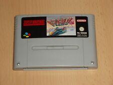 F-Zero (Super Nintendo, Snes) Top Rennspiel