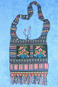 Woven Shoulder Bag Hutsul Taistra Ukrainian Handmade Machine Stylized Handbag