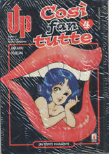manga STAR COMICS COSI FAN TUTTE numero 4