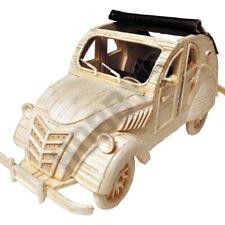Old Car: Matchmaker Matchstick Model Craft Construction Kit Car Kit