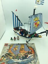 LEGO #6291 PIRATES - Armada Flagship (Spaniard Ship)      100% complete, book da
