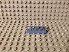 Lego® 2 x Zaun Gitter Absperrung 1x4x1 dunkelgrau DkStone #3633 10181 10182 6243