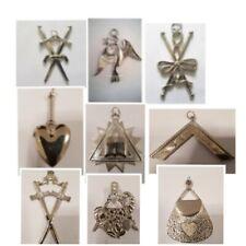 More details for masonic regalia-masonic jewels- masonic craft officer collar jewels (all ranks)