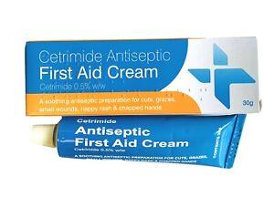 Cetrimide Antiseptic First Aid Cream - Certrimide 0.5%