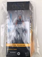 Star Wars Black Series The Clone Wars AHSOKA TANO Walmart Exclusive