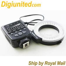 Meike LED Macro Ring Flash Light FC-100 for Nikon D90 D700 D7000 D5100 D5300 D3x