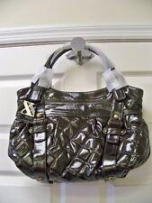Maxx New York Majestic Satchel NWT Chocolate Handbag