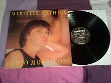 LP / 33T / MIREILLE MATHIEU / ENNIO MORRICONE / RARE