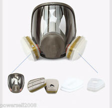 %All-Round Protection Anti Dust 7-Piece Suit Multifunctional Respirator Gas Mask