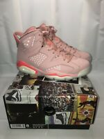 Air Jordan 6 Retro NRG Women's Aleali May Size 8W CI0550-600 Brand New