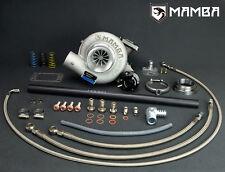 "MAMBA GTX Turbo Top Mount For Nissan TD42 GQ 3"" Non Anti TD05H-18G 8cm T3 V-Band"