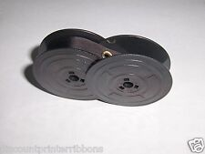 Original Olivetti Lettera 32 35 36 36C Typewriter Ribbon Black on Olivetti Spool