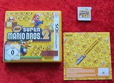 New Super Mario Bros. 2, 3D Nintendo 3DS Spiel, deutsche Version