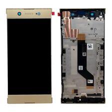 Sony écran LCD complet avec cadre pour Xperia XA1 ultras g3212 doré échange NEUF