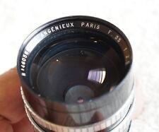 P. ANGENIEUX PARIS 35MM F2.5 RETROFOCUS LENS TYPE 1 EXAKTA MOUNT SONY E ADAPTER