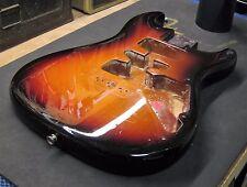 1981 Fender Bullet Body USA 80's Sunburst Vintage Electric Guitar fits Tele Neck