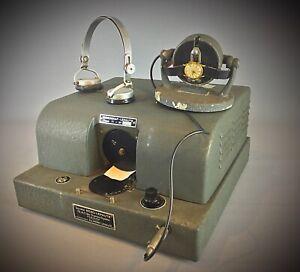 Rarissime Chronocomparateur vibrograf 1947 Lepaute - musée collection horlogerie
