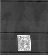 MALAYA, PERAK Sc 85(SG 104)*VF HR $16